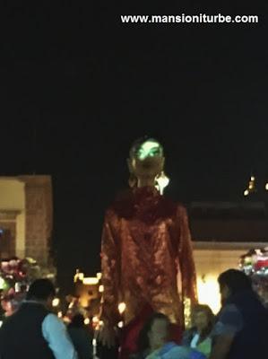 "Mojigangas de Pátzcuaro en ""Kúinchekua"" la Fiesta Grande de Michoacá"