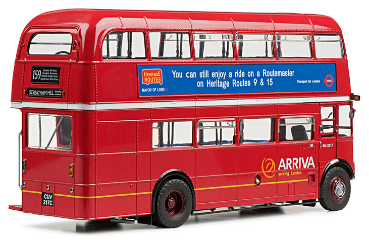 scale model news new london bus now a running prototype so when will we see a kit of it. Black Bedroom Furniture Sets. Home Design Ideas