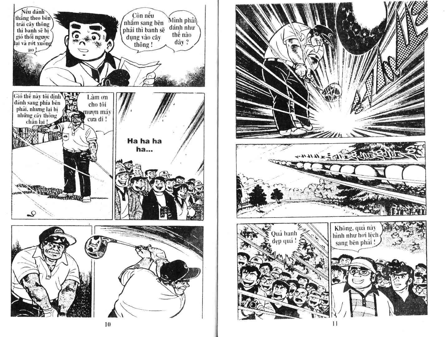 Ashita Tenki ni Naare chapter 47 trang 5