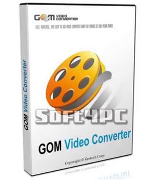 GOM Video Converter 1.1.0.70 + Crack