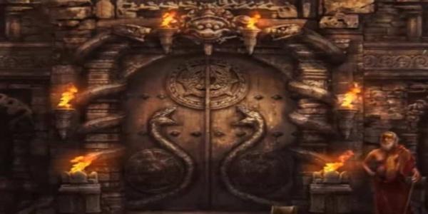 Η «Πύλη των φιδιών» άνοιξε. Το μυστικό της ήρθε στο φως | Βίντεο
