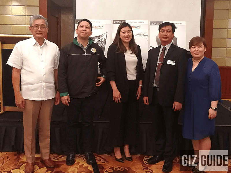 DICT Leads PH Delegation At CommunicAsia2017 Summit