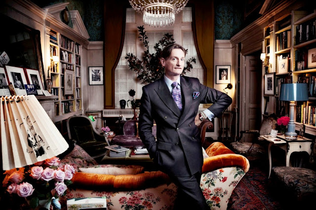 Interiors | Hamish Bowles' Manhattan Apartment