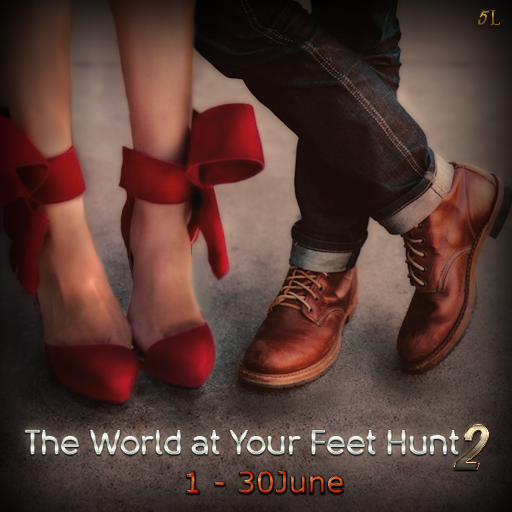 The World at Your Feet Hunt