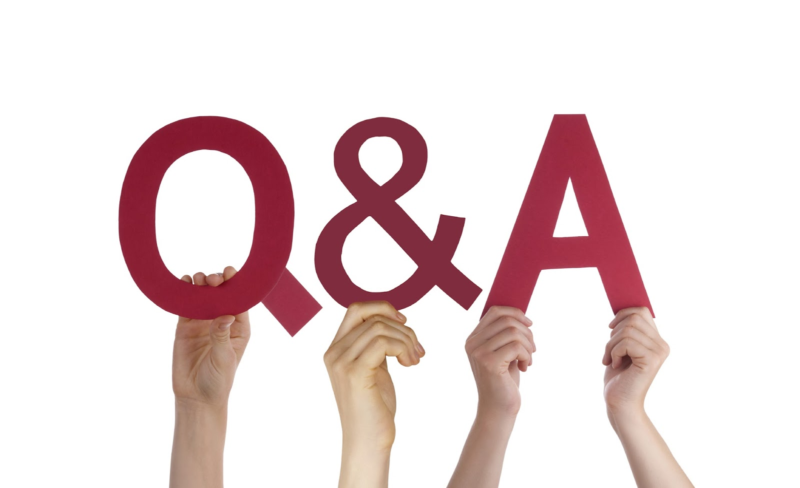 Q+A Time!
