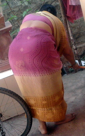 fat indian aunty round ass