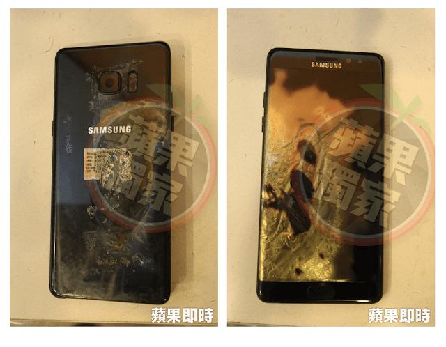 Note 7 meledak lagi, ini jawaban mengejutkan dari Samsung