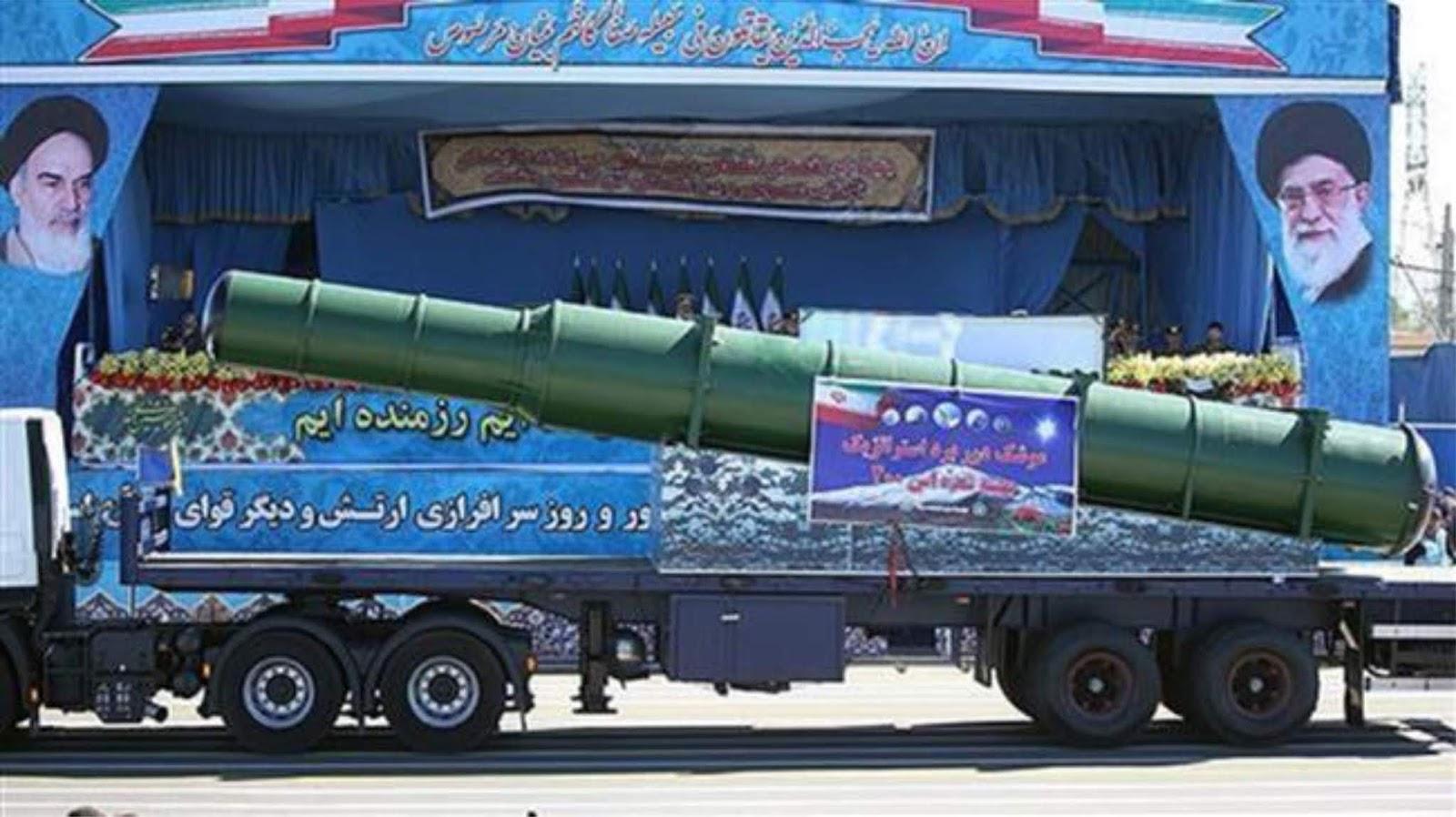 S-300 Versi Iran sendiri lebih tepat daripada milik Rusia