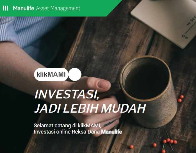 Investasi Reksa Dana Online Terpercaya di KlikMAMI