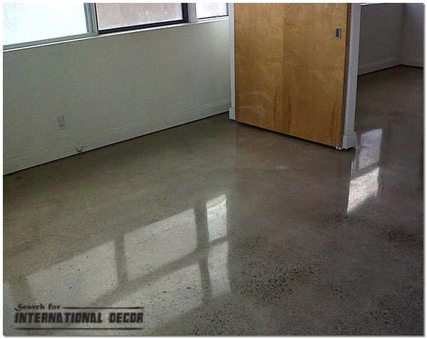 How to lay laminate flooring on uneven concrete floor
