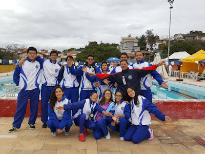 Nadadores conquistam medalhas para Registro-SP