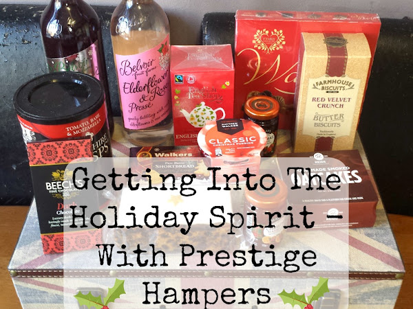 Getting Into The Holiday Spirit - With Prestige Hampers