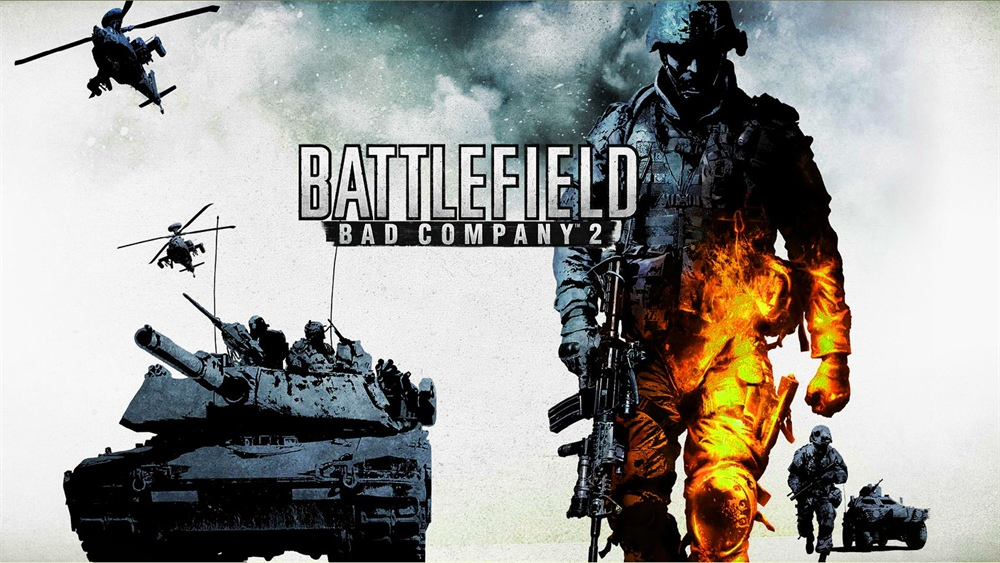 Battlefield Bad Company 2 Download Poster