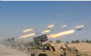 فصائل المقاومة والحشد الشعبي تقتل 12 داعشياً على الحدود العراقية السورية