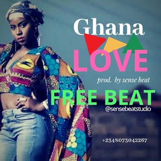FREE BEAT: Sense Beat - Ghana Love | @sensebeat3