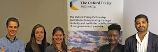 The Oxford Law & Policy Fellowship