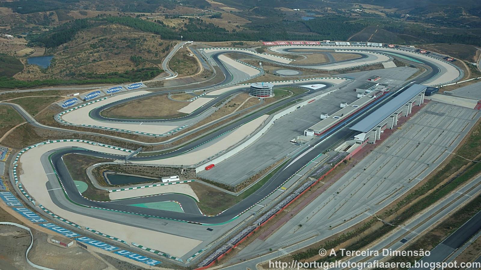 Circuito Algarve : A terceira dimensão autódromo internacional do algarve