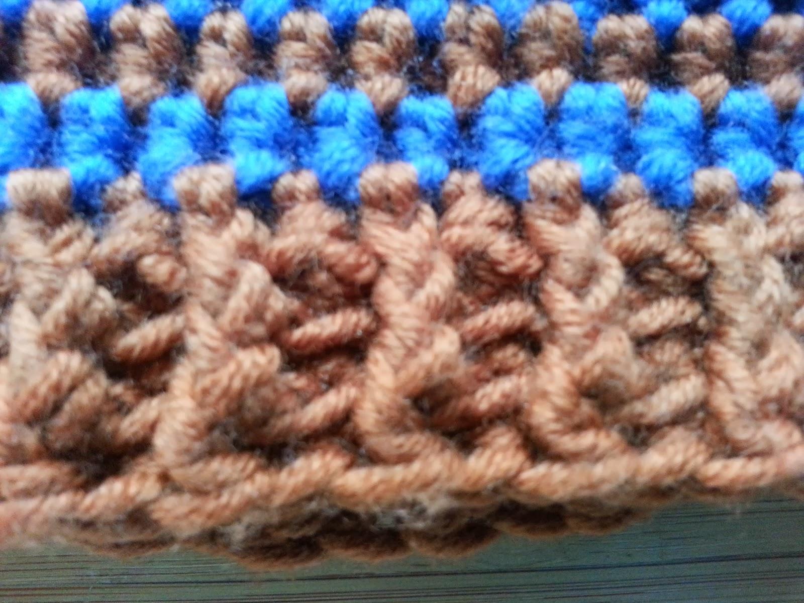 Leuk Gestreepte Muts En Sjaal Little Wendy Crochet