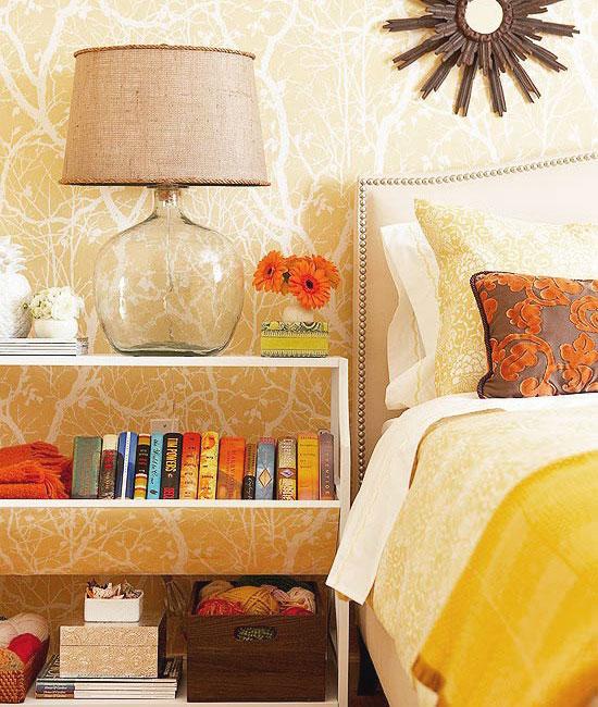 Brighten Your Bedroom For Spring Homes Improvement