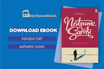 Download Ebook Natsume Soseki - Rahasia Hati Pdf