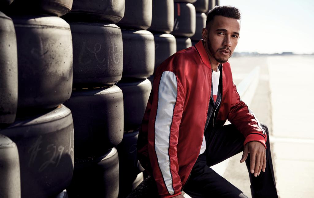 Tommy Hilfiger Announces Lewis Hamilton as Brand Ambassador