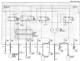 repair-manuals: BMW 325i Convertible 1989 Electronic
