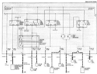 BMW 325i Convertible 1989 Electronic Troubleshooting