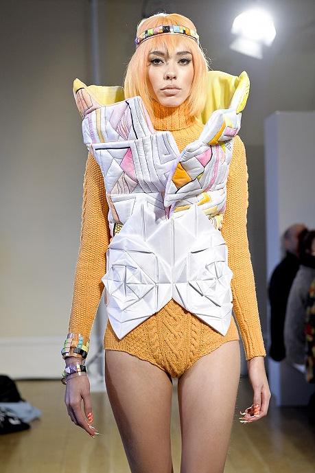 Fred Butler Womenswear 2012