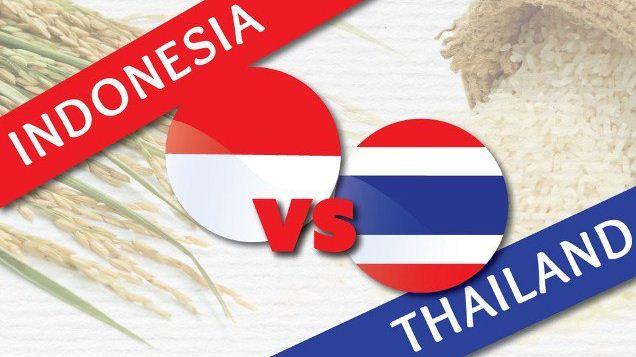 Indonesia Lawan Thailand di Semifinal Piala AFF U-18 Championship 2017