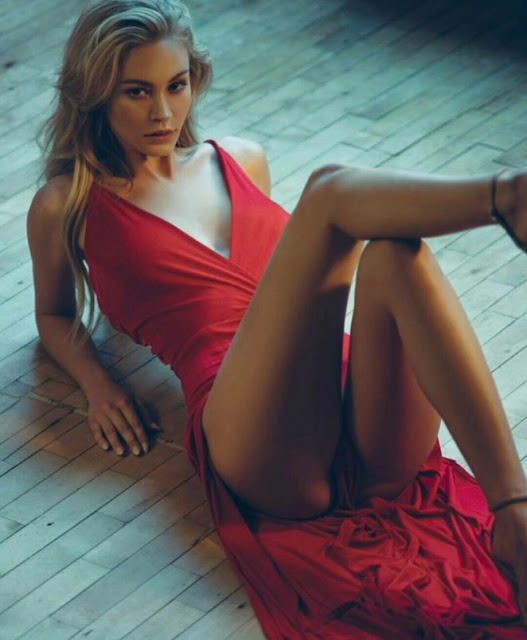 Bryana Holly – Ben Tsui photoshoot 2016