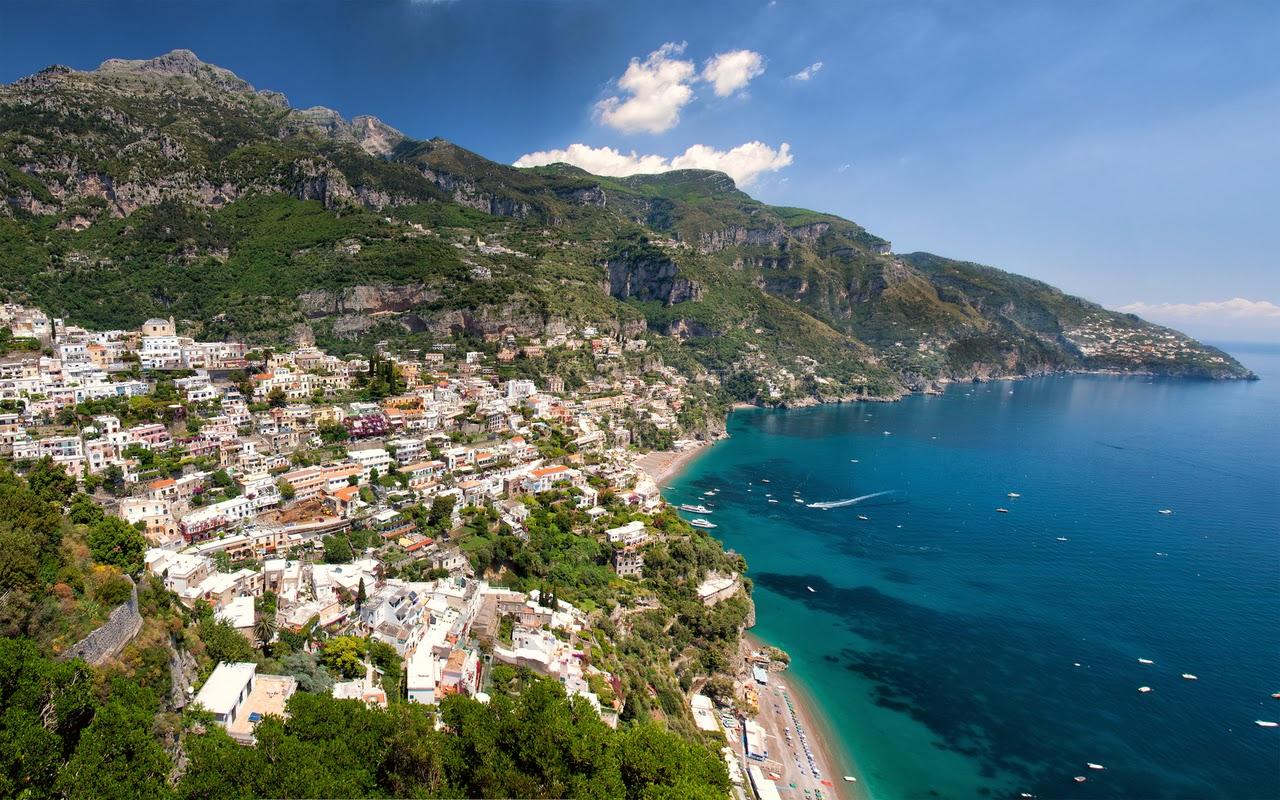 I 10 luoghi più Romantici d'Italia - Amalfi e Costiera