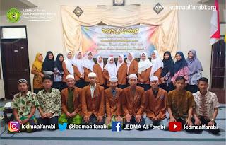 Upgrading Pengurus LEDMA Al-Farabi 2018-2019 (Wujudkan Kader Amanah nan Tangguh)
