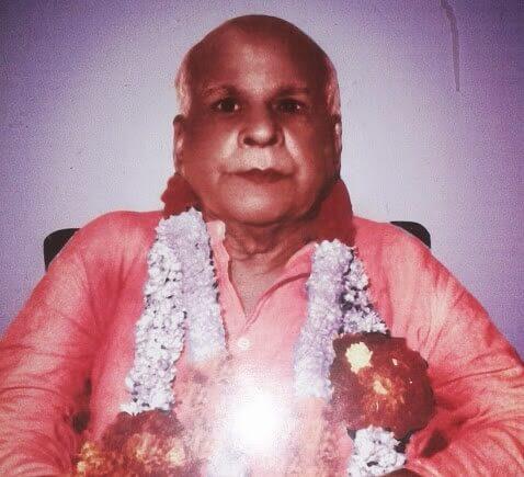 swami Ananda Theerthan