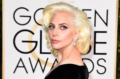 Oscar 2016 #oscarsowhite Lady Gaga