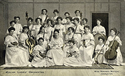 Rosabel Watson and her Aeolian Ladies Orchestra