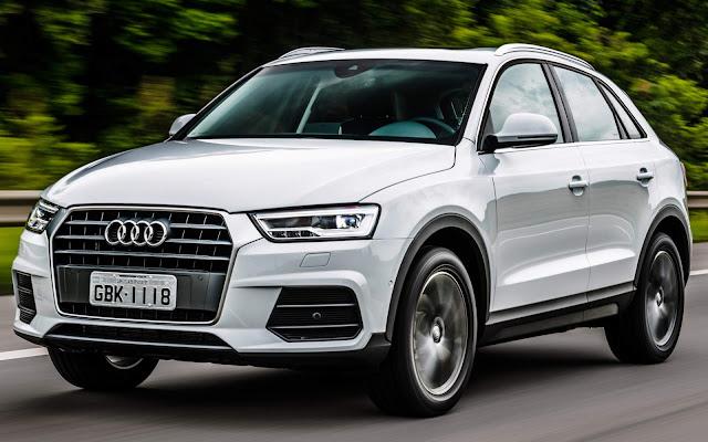 Audi Q3 Flex - Taxa Zero