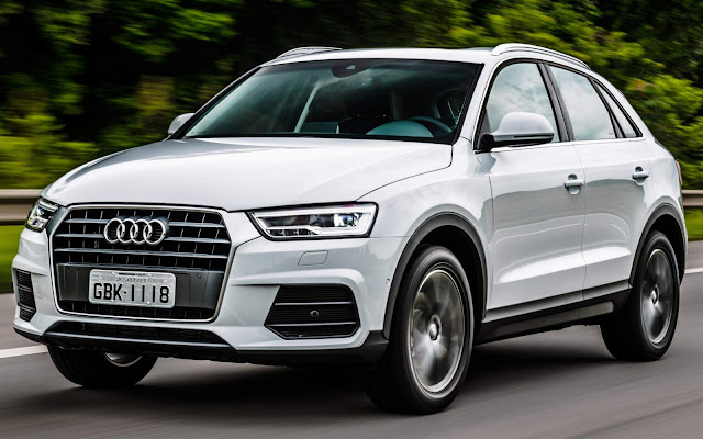 Audi Q3 2017 Flex