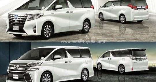 Harga Grand New Avanza E 2015 All Toyota Camry 2019 Malaysia Brosur Alphard Dan Vellfire 2016 - Astra ...