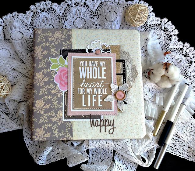свадебный альбом, подарок на свадьбу, фотоальбом