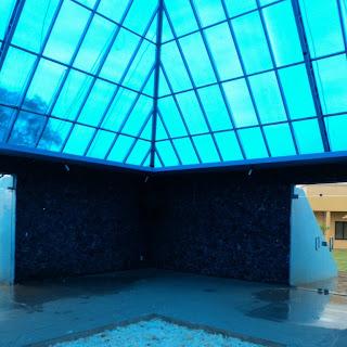 Pirâmide Esotérica, Ametista do Sul