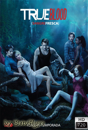 True Blood Temporada 3 [720p] [Latino-Ingles] [MEGA]
