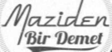 MAZİDEN BİR DEMET