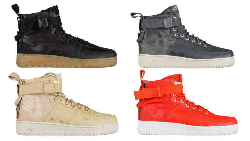 cheap for discount 272bc f2eeb Nike SF Air Force 1 Mid | Analykix