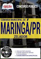 Apostila para ZELADOR Câmara Maringá 2017