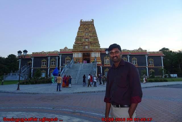 Guruvayoorappan Temple USA