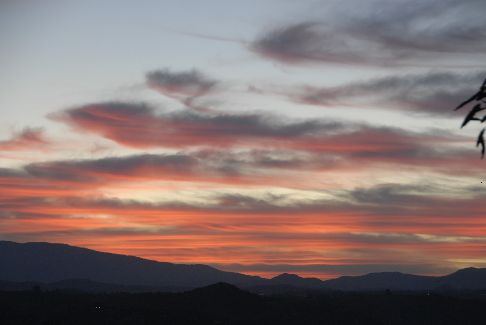 view of Palomar Mountain