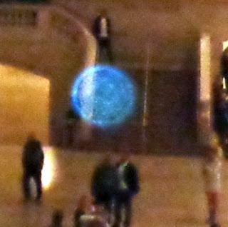 mystery orb
