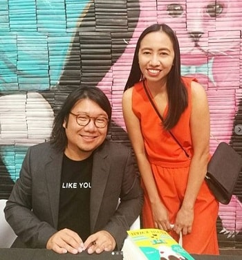 CRAZY RICH ASIANS BOOK TOUR