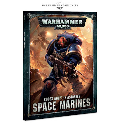 8th edition codex space marine preorder pre order review