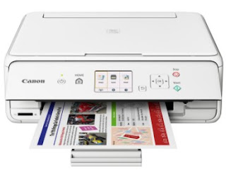 Canon PIXMA TS5052 Full Driver & Software Packages